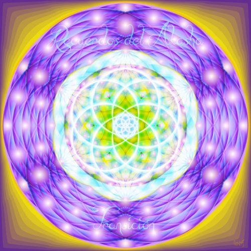 Mandalas con Recuerdos del Akasha Transición