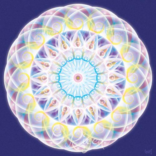Mandalas con Recuerdos del Akasha Origen