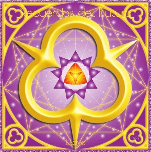 Mandalas con Mandala Recuerdos del Futuro Llave