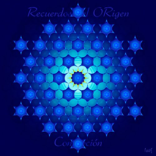 Mandalas con Recuerdos del Origen Concepción
