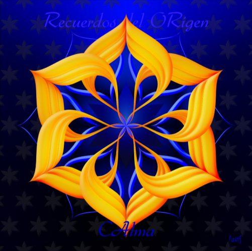 Mandalas con Recuerdos del Origen cAlma