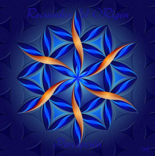 Mandalas con Recuerdos del Origen Percepción