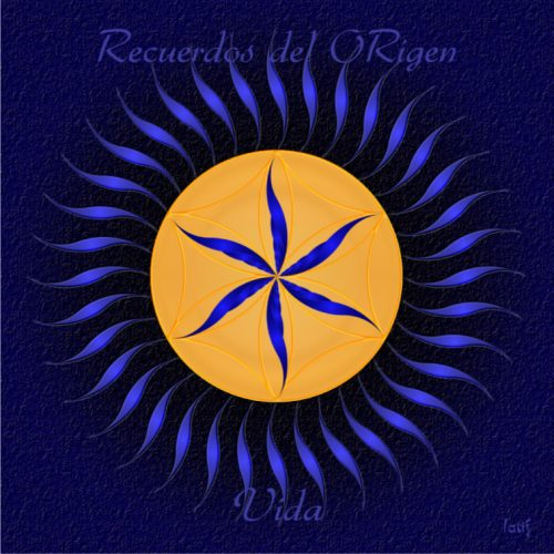 Mandalas con Recuerdos del Origen Vida